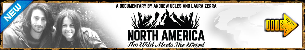 Watch North America - The Wild Meets The Weird