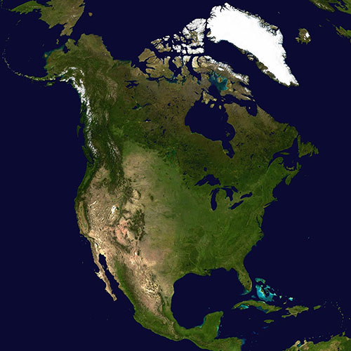 Videos of North America