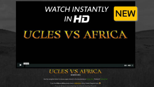 Ucles vs Africa - Document Product Members Area