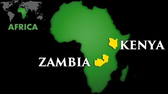 zambia-kenya-in-africa